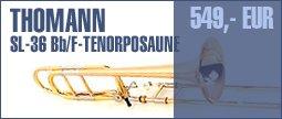 Thomann SL-36 Bb/F-Tenor Trombone