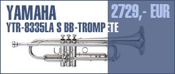 Yamaha YTR-8335LA S