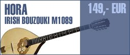 Thomann Irish Bouzouki M1089