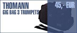 Thomann 3-Trumpets Gigbag