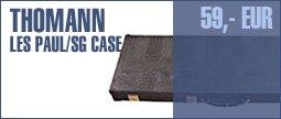 Thomann Guitar Case Single-/Double Cut