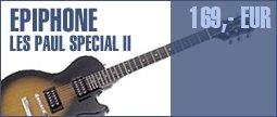 Epiphone Les Paul Special II VS