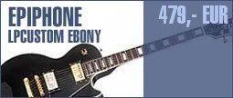 Epiphone Les Paul Custom Pro EB