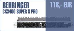 Behringer CX3400 Super X Pro