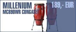 Millenium MC890WR Conga Set