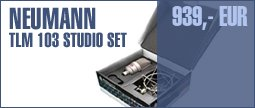Neumann TLM 103 Studio Set