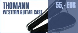 Thomann Western Guitar Case ABS