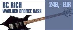 BC Rich Warlock One Bass