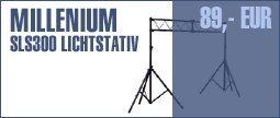 Millenium SLS300 Lighting Stand