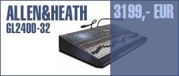 Allen & Heath GL2400-32