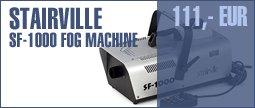 Stairville SF-1000 Fog Machine