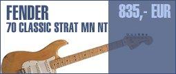 Fender Classic Series 70 Strat MN NT