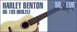 Harley Benton UK-10S Ukulele