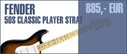 Fender 50s Classic Player Strat MN2SB