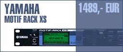 Yamaha Motif Rack XS