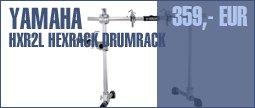 Yamaha HXR2LII Hexrack Drumrack