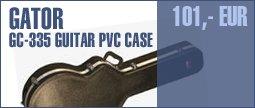 Gator GC-335 Guitar ABS Case