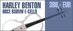 Harley Benton HBCE 830VW