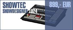 Showtec Showdesigner 1024