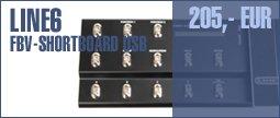 Line6 FBV Shortboard USB