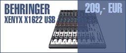 Behringer Xenyx X1622 USB