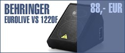 Behringer Eurolive VS1220F