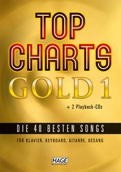 Top Charts Gold Hage Musikverlag