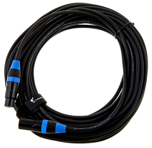 PDC3CC DMX Cable 20,0 m 3 pin Stairville