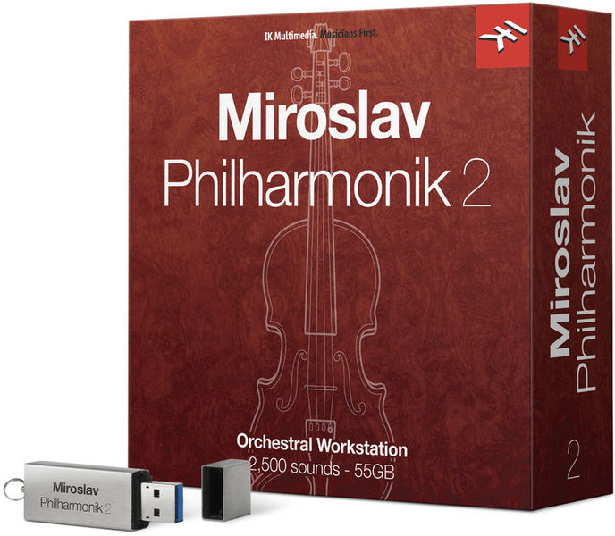 Miroslav Philharmonik 2 IK Multimedia