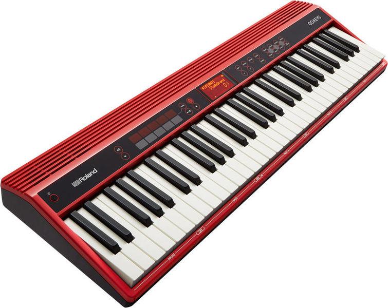 Go Keys Roland