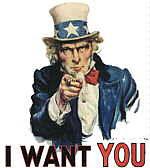 We want you @ Thomann