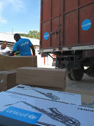 Unicef Container