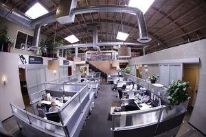 hoofdkantoor in Santa Monica, Kalifornien