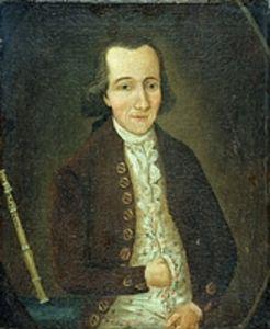 Grundlœgger Franz Ambros Alexander