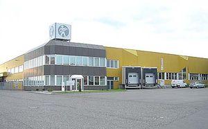 Firmensitz in Trossingen