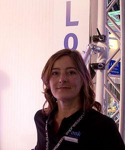 grundare Kirsten Eicher