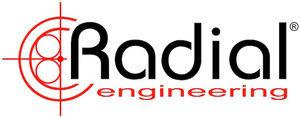 Radial Engineering Logo de la compagnie
