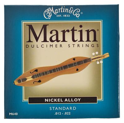 Martin Guitars M640 Dulcimer String Set