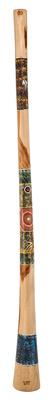 Thomann Didgeridoo Teak150cm Bemalt