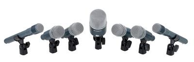 the t.bone DC 4000 Drum Mikrofon-Set