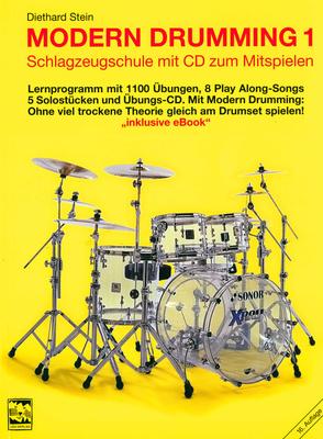 Leu Verlag D.Stein Modern Drumming 1