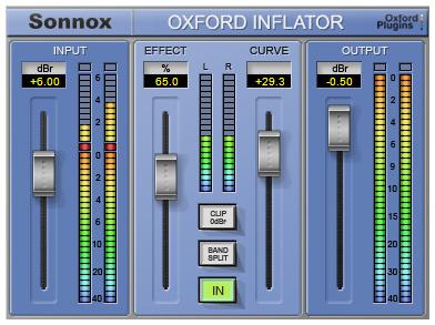 Sonnox Inflator