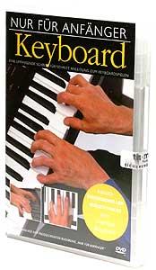 Bosworth Keyboard für Anfänger (DVD)