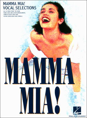 Music Sales Mamma Mia Vocal Selections