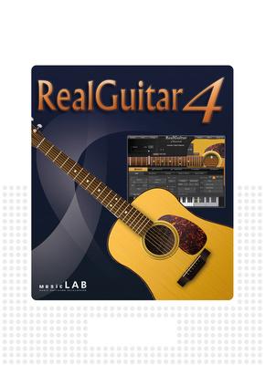 MusicLab Real Guitar 3