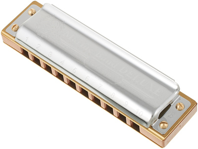 Hohner Marine Band Deluxe D