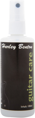 Harley Benton Guitar Care