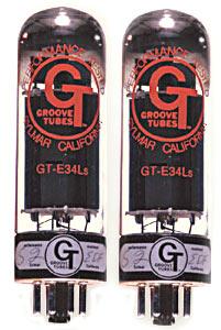 Groove Tubes EL34S Duet