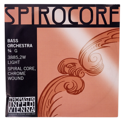 Thomastik Spirocore Double Bass 3/4 M