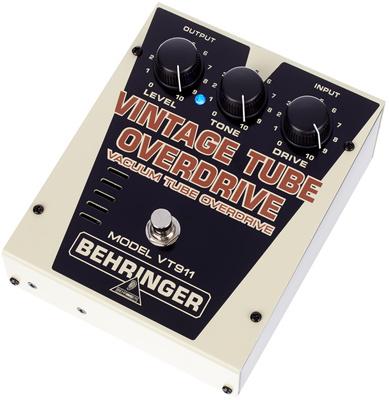Behringer VT911 Vintage Tube Overdrive